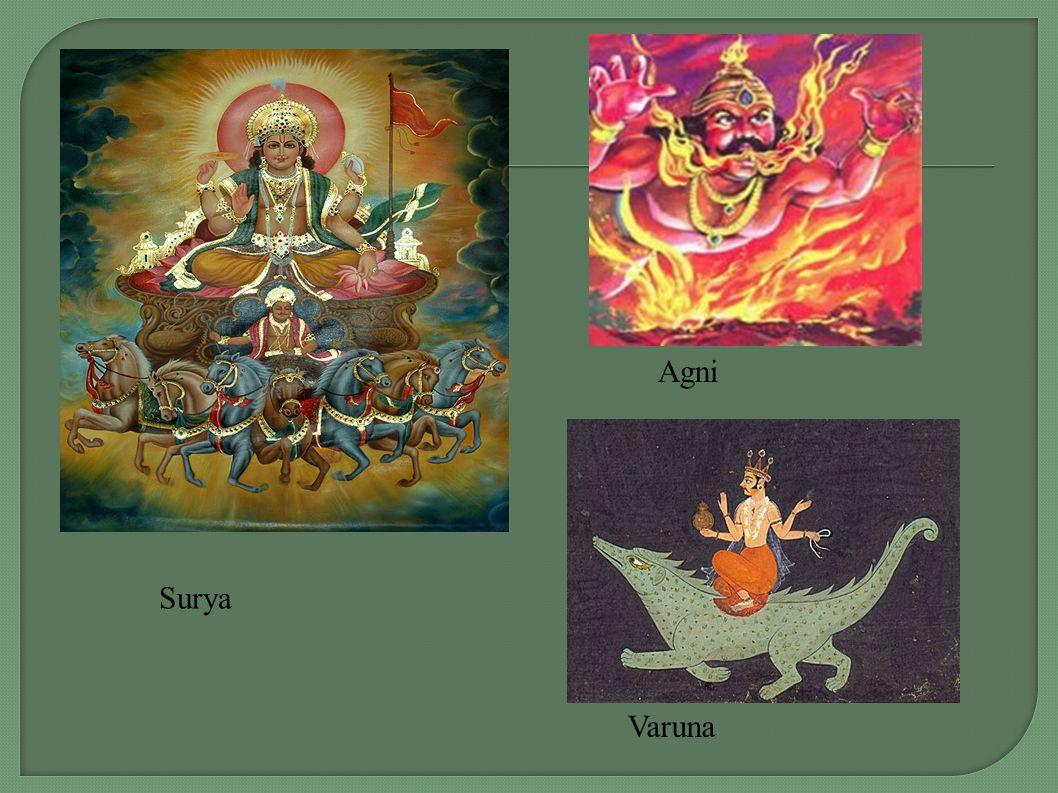 Agni Varuna Surya