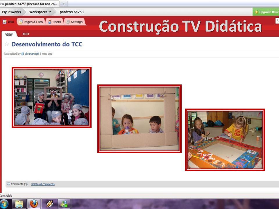 Construção TV Didática