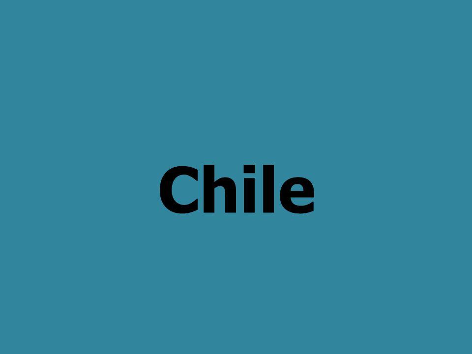 O Chile é um país da América do Sul que ocupa uma longa e estreita faixa costeira encravada entre a cordilheira dos Andes e o oceano Pacífico.