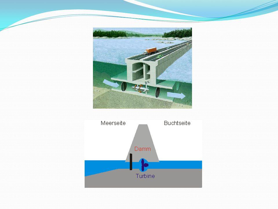 Energia Térmica A tecnologia de conversão de energia termal oceânica produz eletricidade tirando proveito da diferença de temperatura entre a camada superficial, quente, do oceano e camada fria, mais profunda.