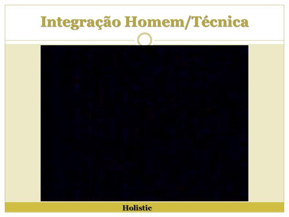 Integração Homem/Técnica Holistic