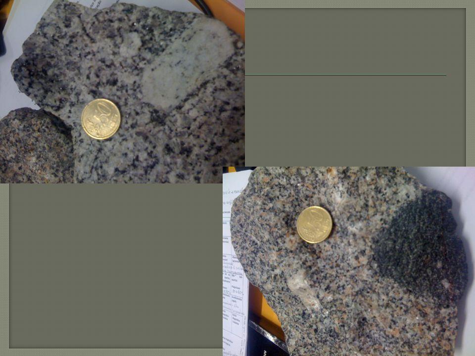 Fig.1 – Diversidade de magmas