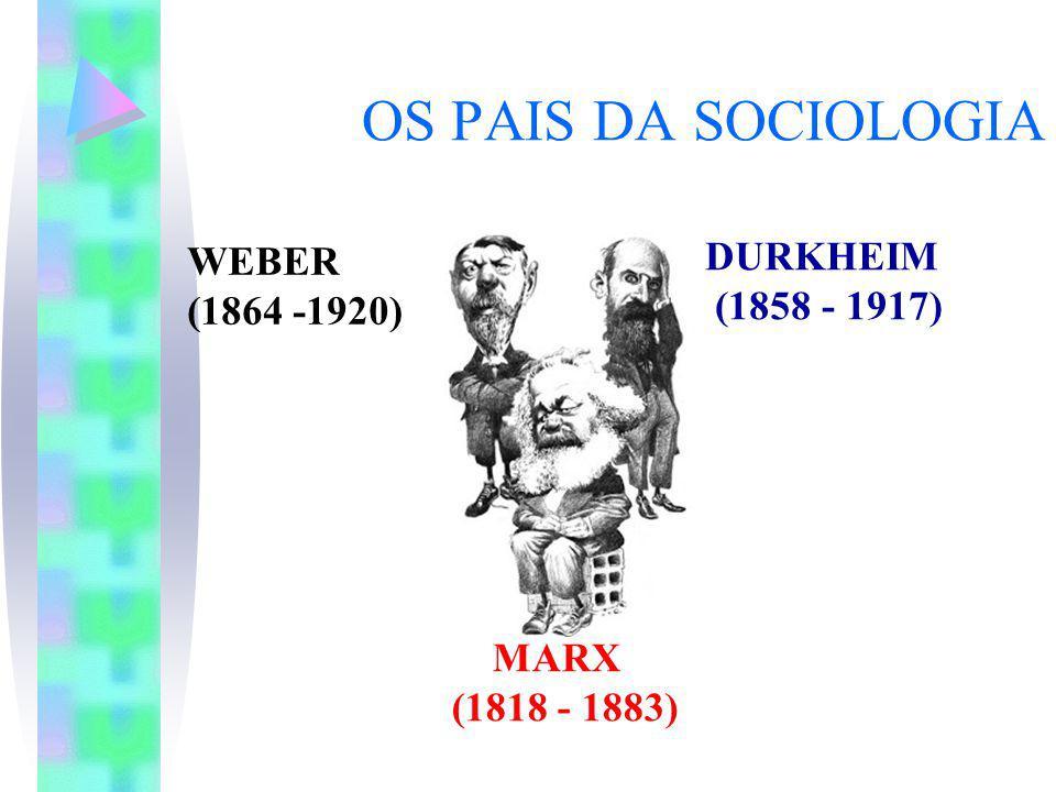 Concepções Foi Durkheim que combinou a pesquisa empírica com a teoria sociológica.