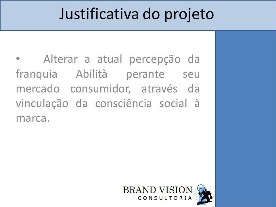 Serviços propostos Análise de mercado Gerenciamento de Projetos Sociais Layout e design de produtos Gerenciamento de Marca