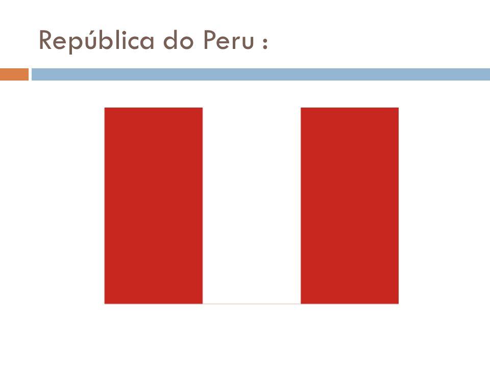 República do Peru :