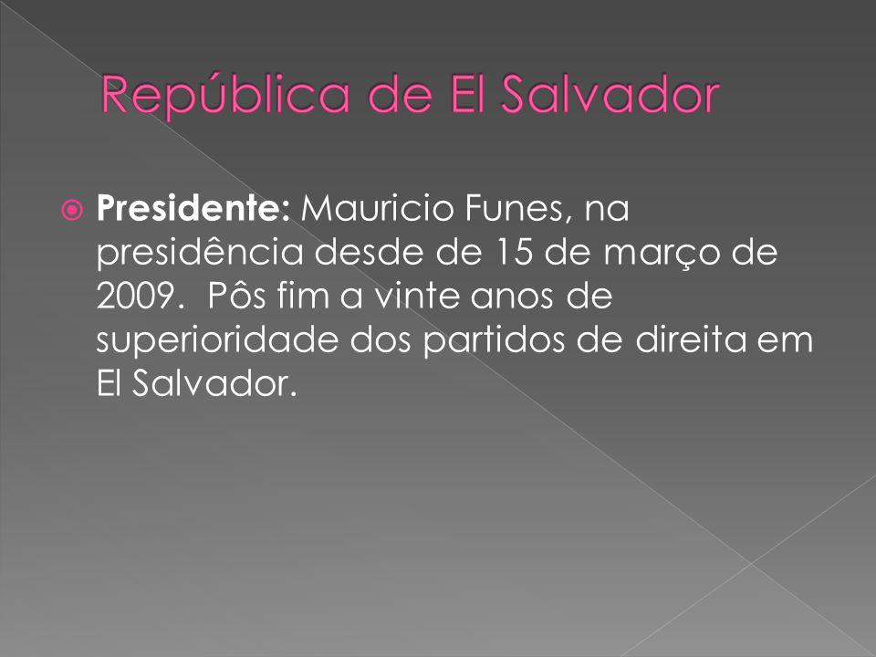 Poder Executivo: O Presidente da República é eleito a cada cinco anos.