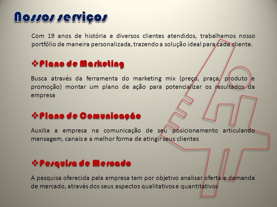 Busca através da ferramenta do marketing mix (preço, praça, produto e promoção) montar um plano de ação para potencializar os resultados da empresa Pl