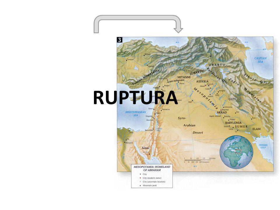 Mesopotâmia RUPTURA