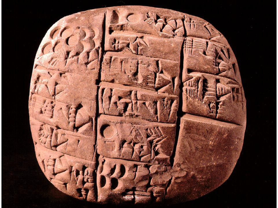 A mais importante contribuição Fizeram importantes contribuições ao conhecimento humano como: *a criação do arado que agilizou a agricultura, *o torno