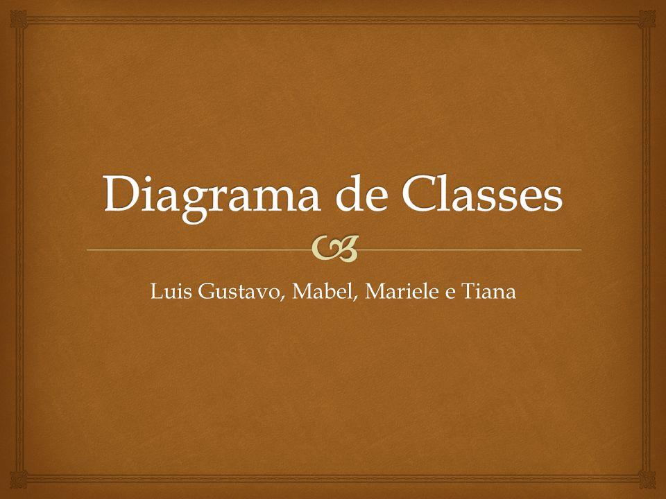Uma classe é uma estrutura que abstrai as características similares de um objeto.