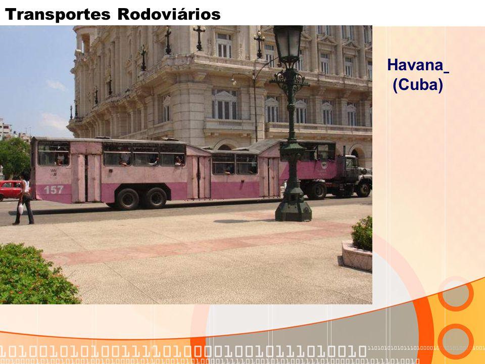 Transportes Rodoviários Havana (Cuba)