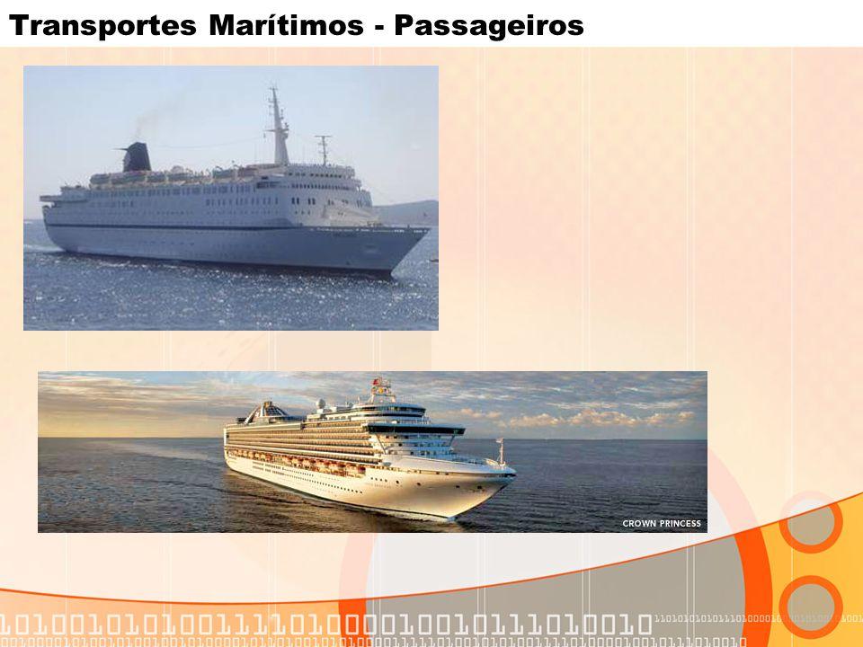 Transportes Marítimos - Passageiros
