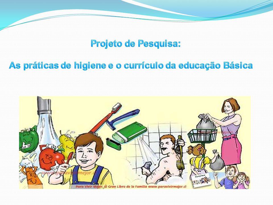 Na educação infantil o trabalho com as questões que envolvem o cuidado com o corpo e o ambiente é conteúdo curricular estabelecido.
