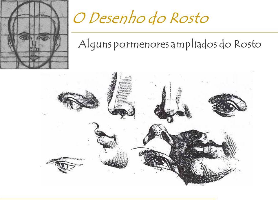 O Desenho do Rosto Depois podes começar a pensar que os rostos mostram expressões, como tristeza, alegria, ódio, indiferença, sonho.