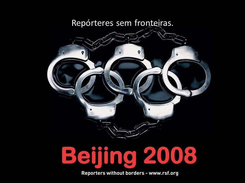 Repórteres sem fronteiras.