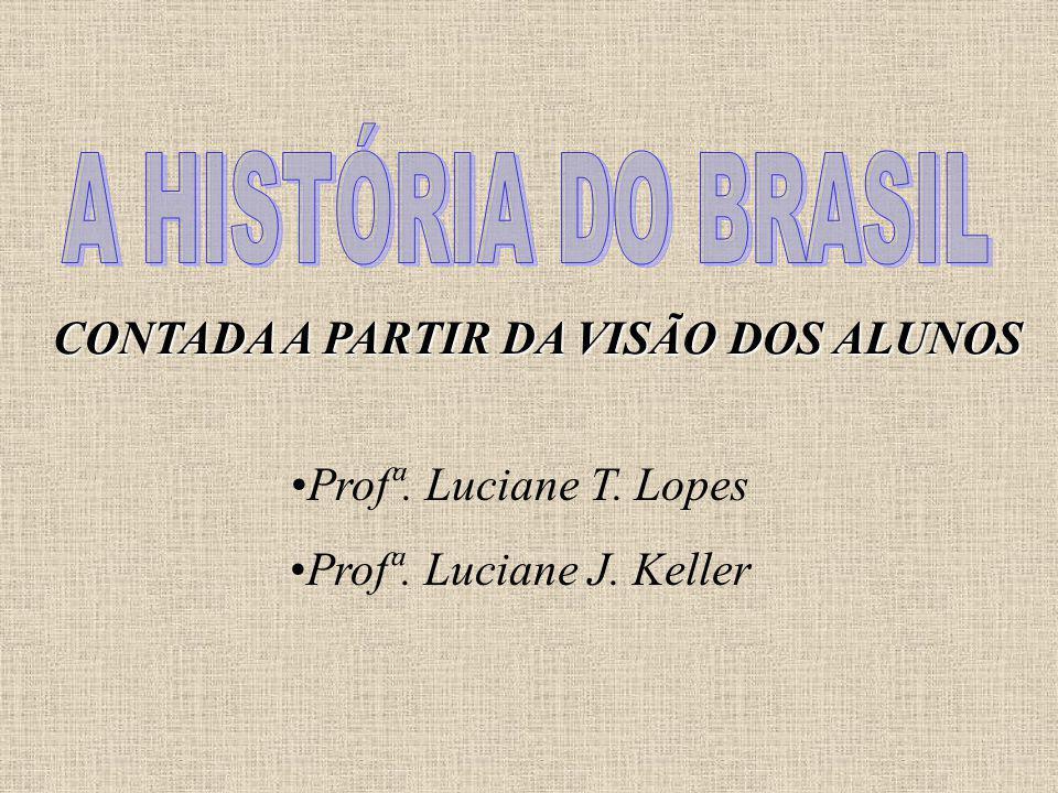CONTADA A PARTIR DA VISÃO DOS ALUNOS Profª. Luciane T. Lopes Profª. Luciane J. Keller