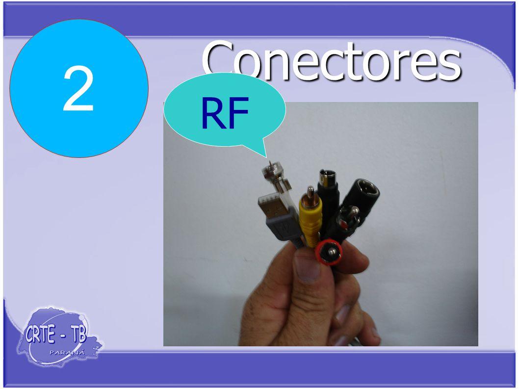 Conectores 2 RF