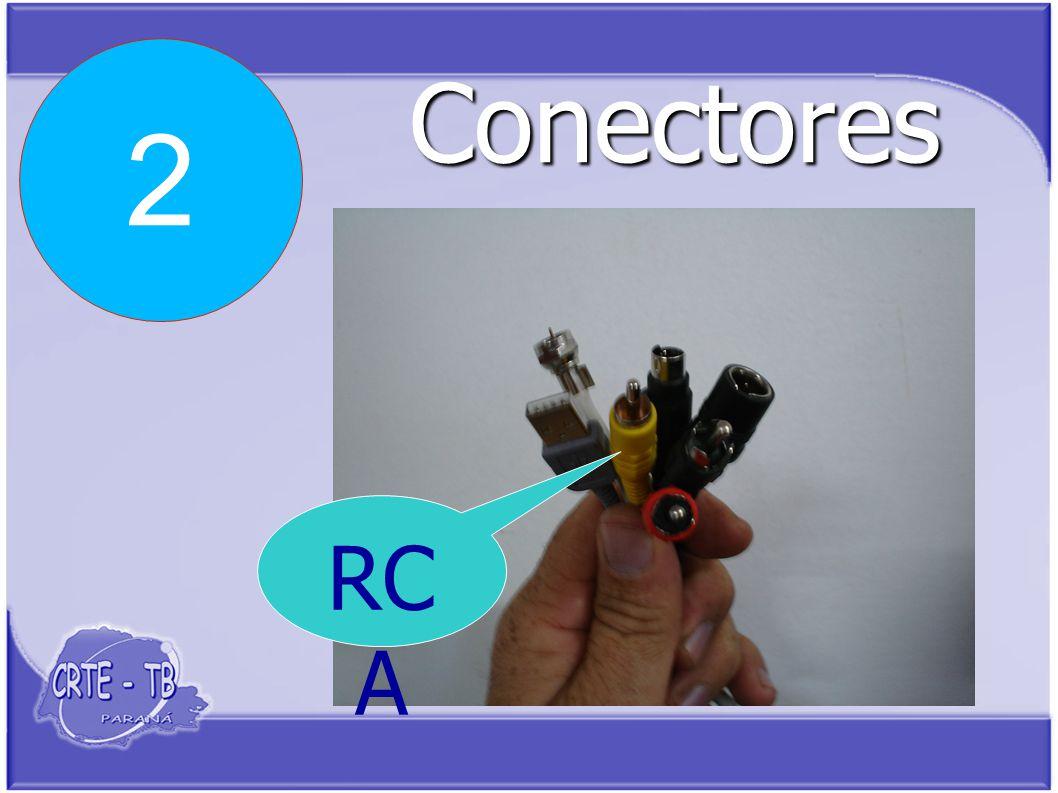 Conectores 2 RC A