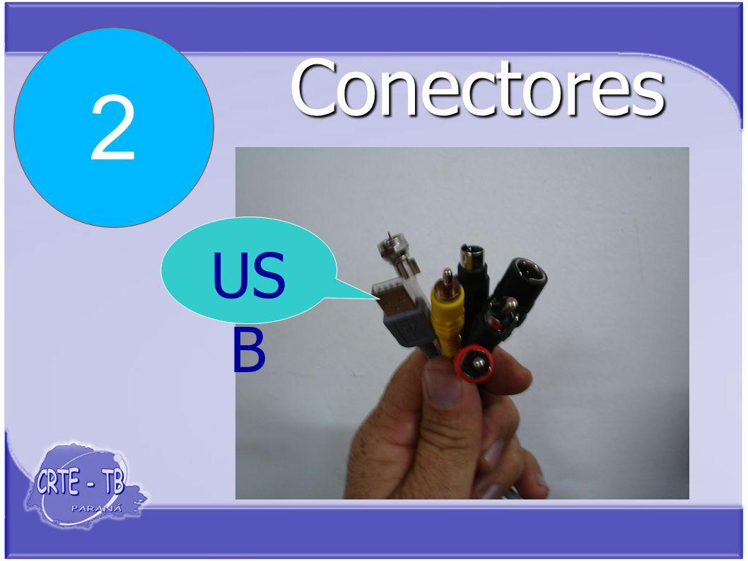 Conectores 2 US B