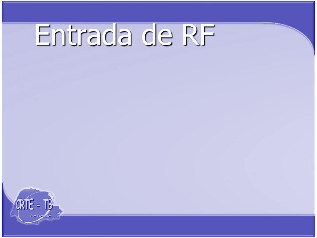 Entrada de RF