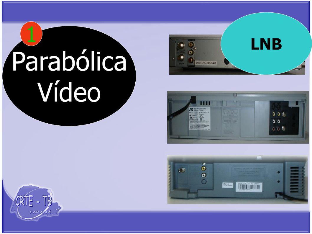 Parabólica Vídeo 1 LNB