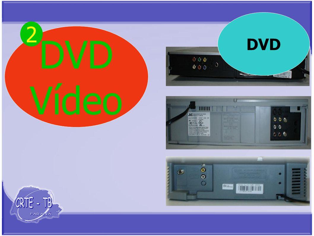 DVD Vídeo 2 DVD