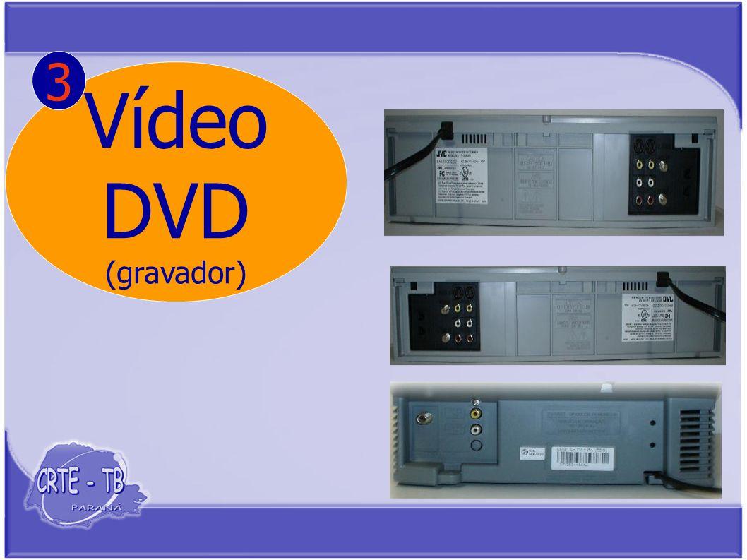 Vídeo DVD (gravador) 3
