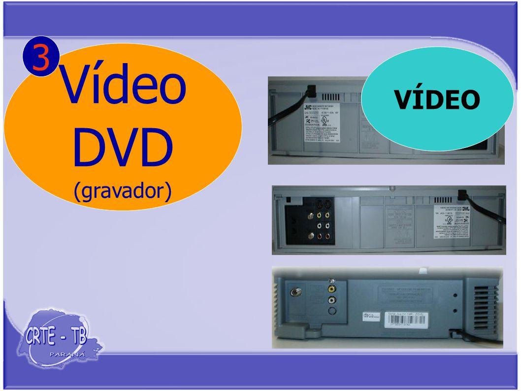 VÍDEO Vídeo DVD (gravador) 3