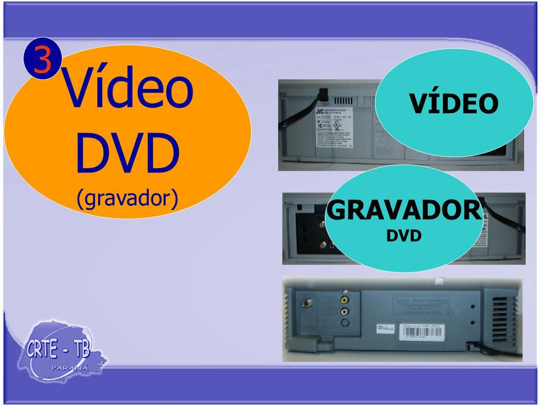 GRAVADOR DVD VÍDEO Vídeo DVD (gravador) 3