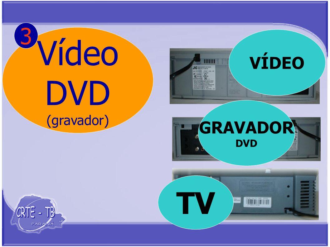 TV GRAVADOR DVD VÍDEO Vídeo DVD (gravador) 3