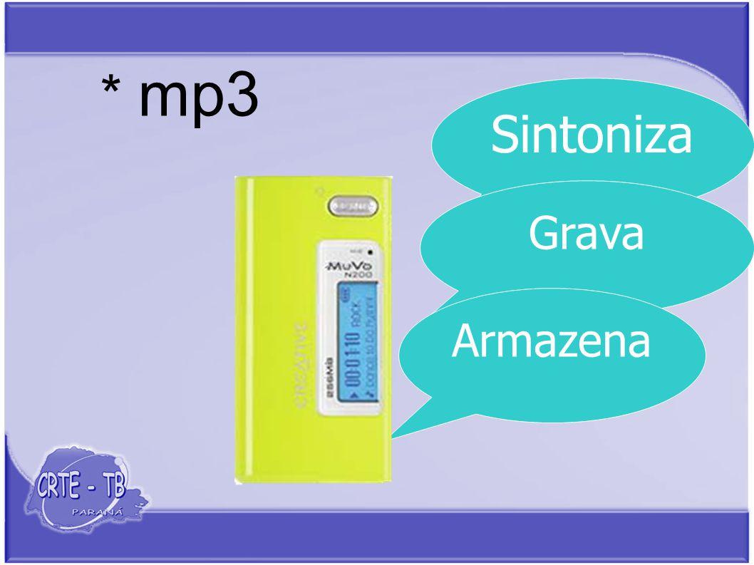 * mp3 Sintoniza Grava Armazena