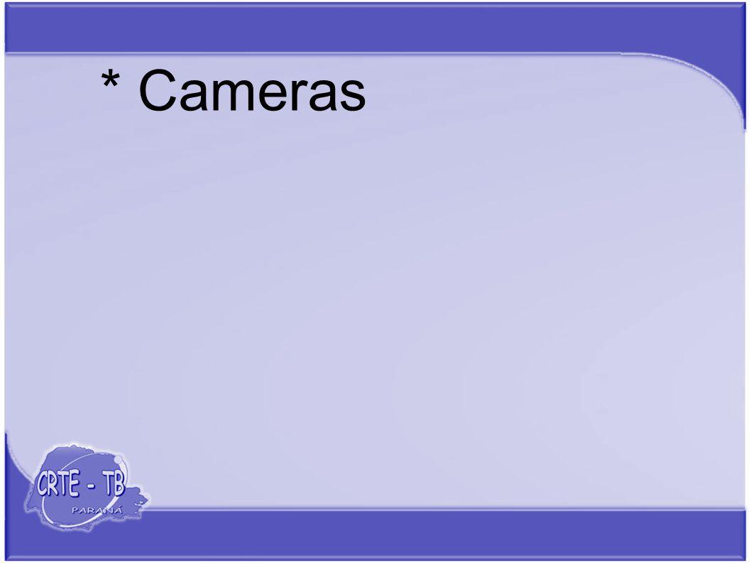 * Cameras