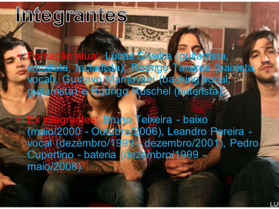 Lucas Cesar Lima Silveira Na banda: Paraíba Data de nascimento: 01/12/1983 Idade: 26 anos.