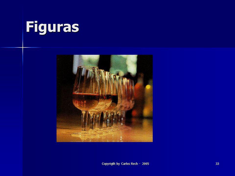 Copyrigth by Carlos Rech - 200533 Figuras
