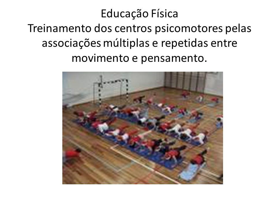 A escola teve papel importante nesta tarefa de disciplinar o corpo, preparando para o trabalho.