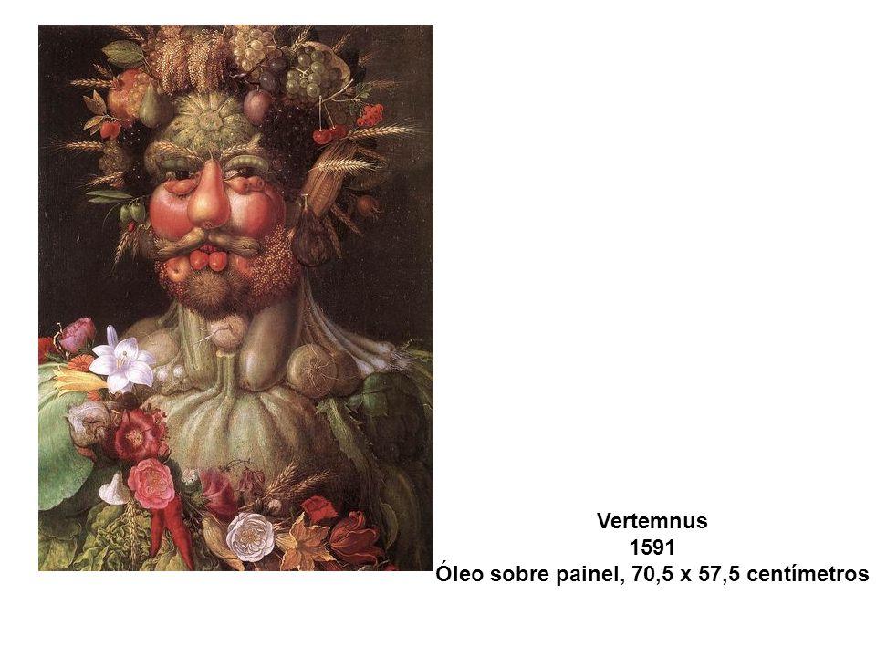 Vertemnus 1591 Óleo sobre painel, 70,5 x 57,5 centímetros