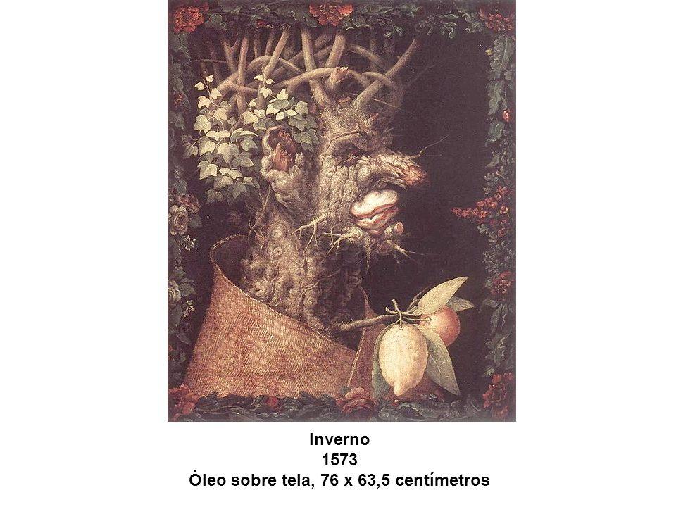 Inverno 1573 Óleo sobre tela, 76 x 63,5 centímetros