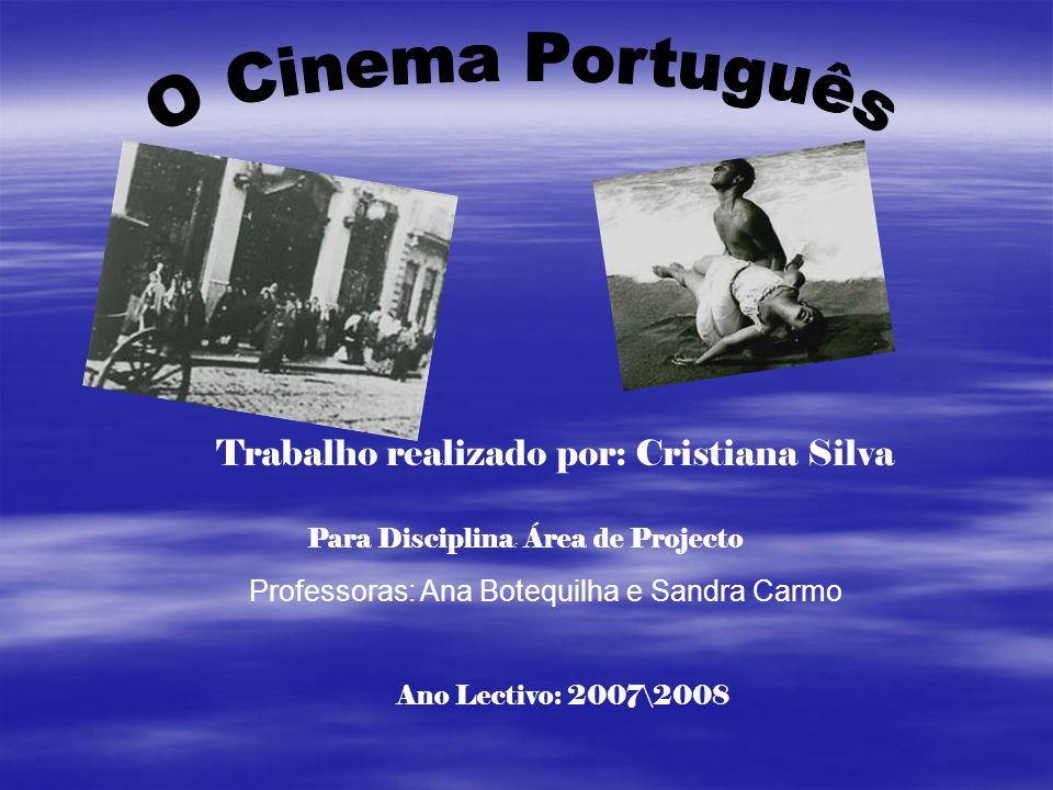 Cinema nos anos noventa Cinema nos anos noventa Os anos oitenta são na história do cinema português uma década reveladora.