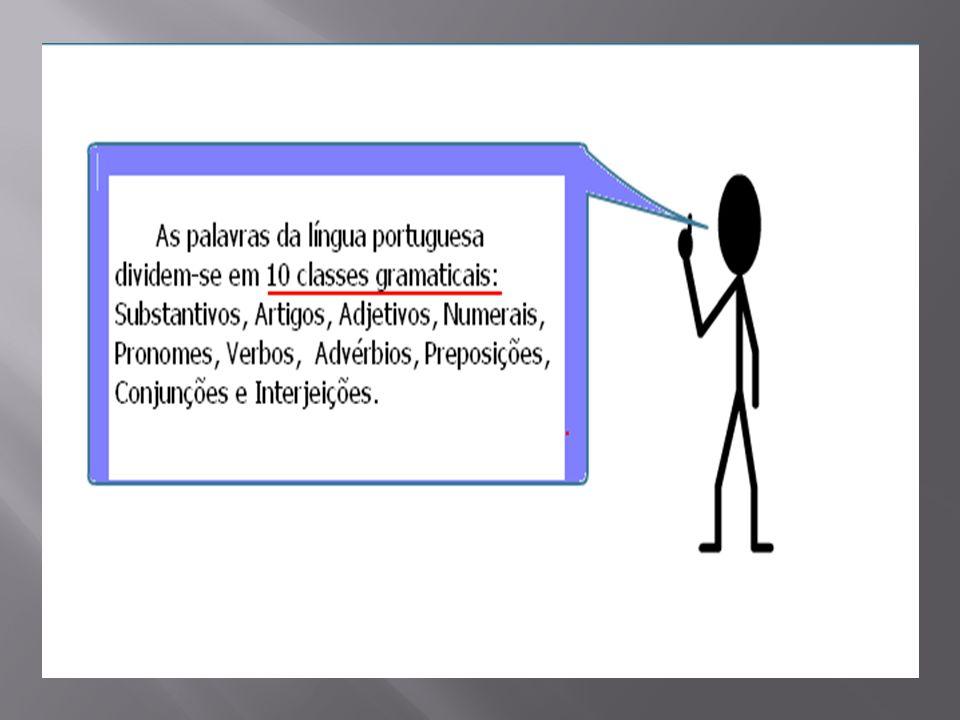 Pronome é a palavra que substitui ou acompanha o substantivo, relacionando-o à pessoa do discurso.