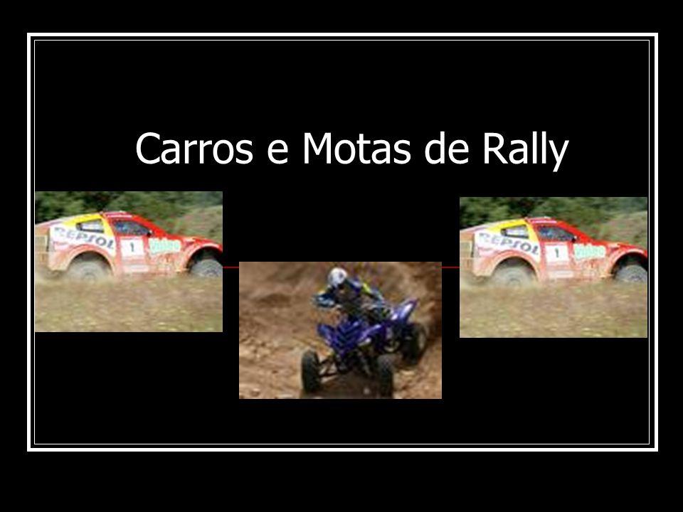 Carros de rally Jipes de rally Raid MotoCross Moto 4