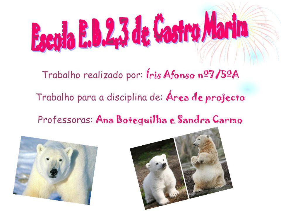 Trabalho realizado por: Íris Afonso nº7/5ºA Trabalho para a disciplina de: Área de projecto Professoras: Ana Botequilha e Sandra Carmo