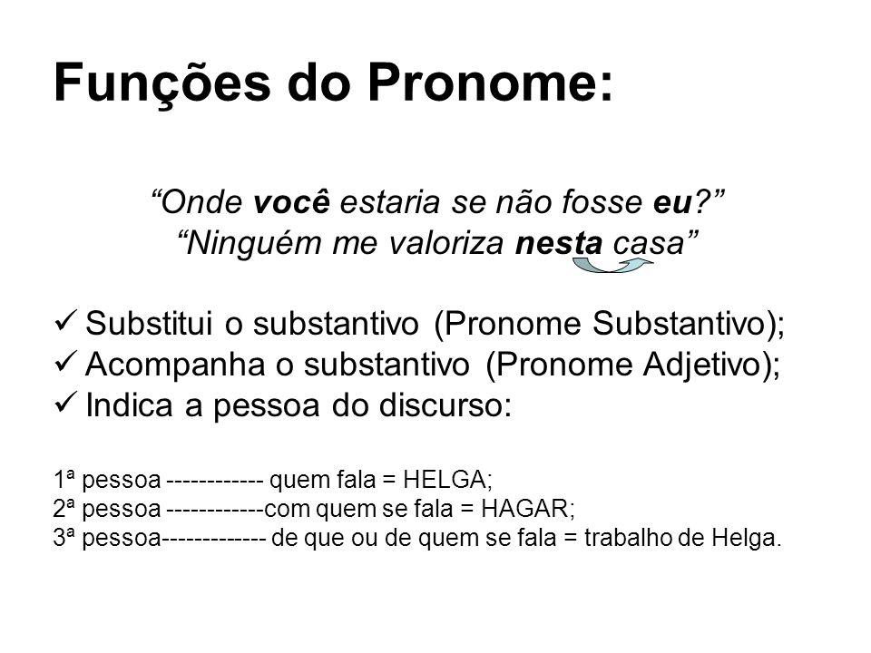 Resultado de imagem para Pronome