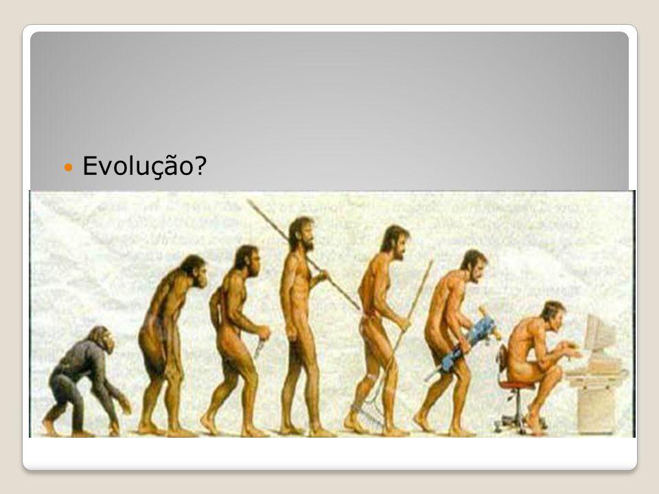 Isso dá Crônica Evolução?