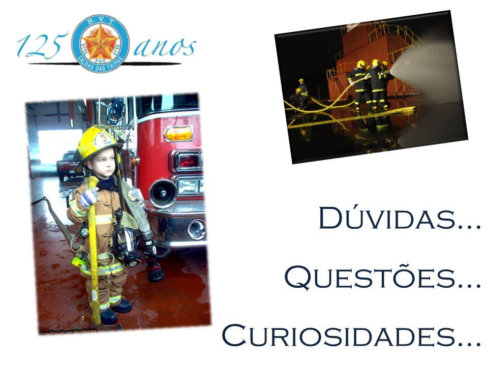 Dúvidas… Questões… Curiosidades…