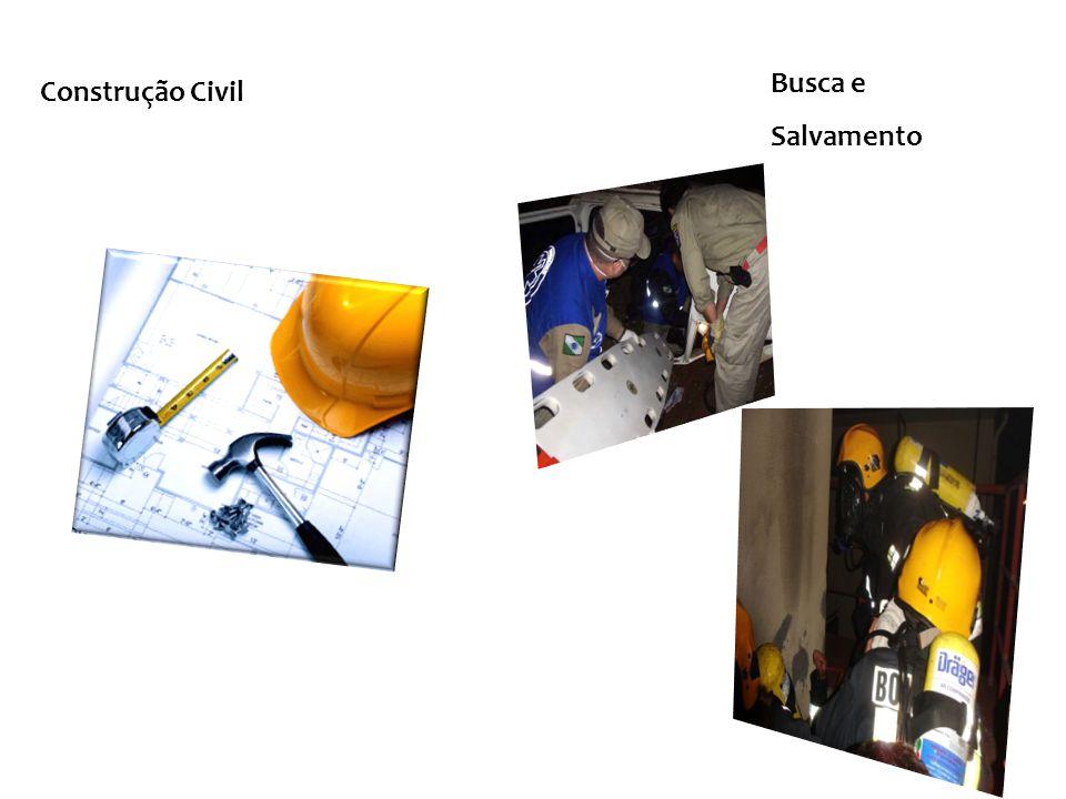 Construção Civil Busca e Salvamento