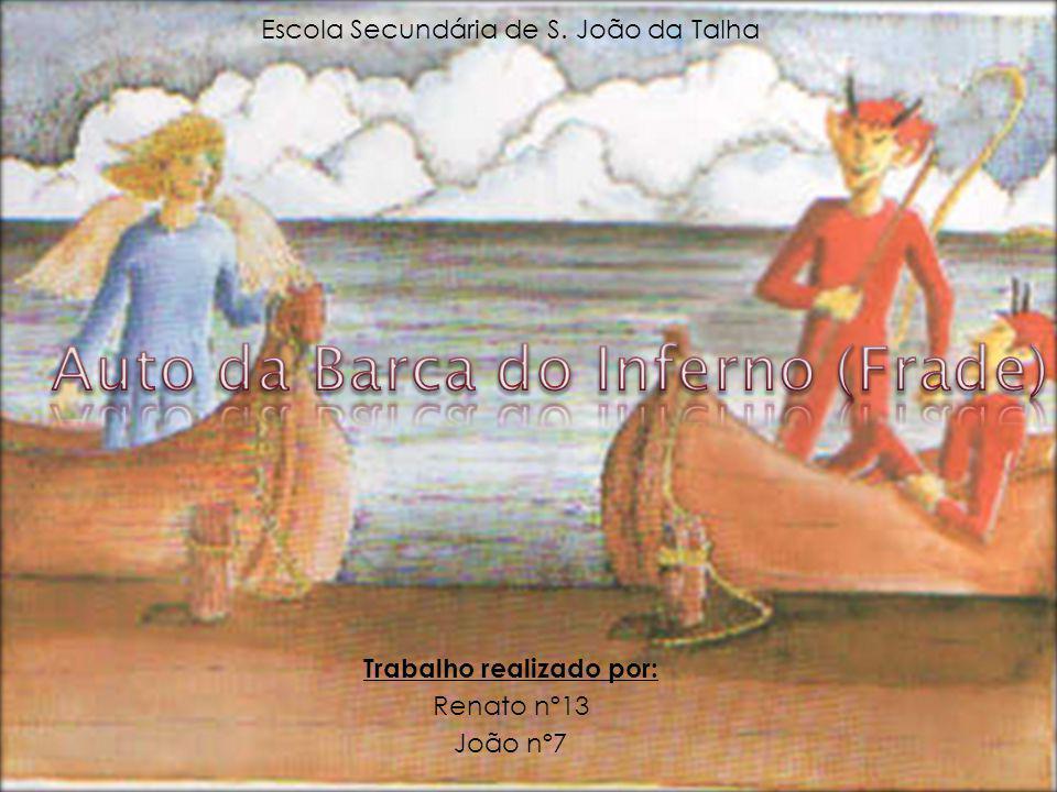 Escola Secundária de S. João da Talha Trabalho realizado por: Renato nº13 João nº7