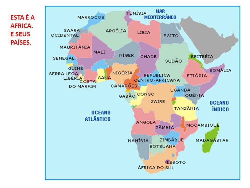A grande onda de descolonização que atingiu a África teve início logo após a Segunda Guerra: em apenas 15 anos, formaram-se mais de trinta novos Estados.