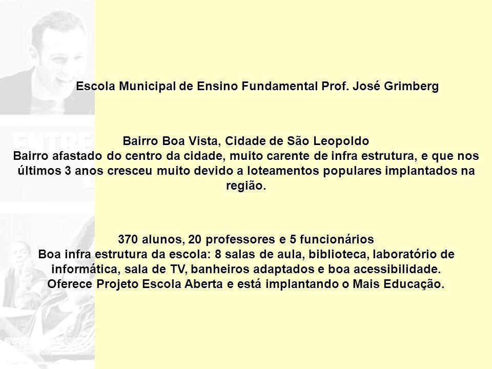 Escola Municipal de Ensino Fundamental Prof.