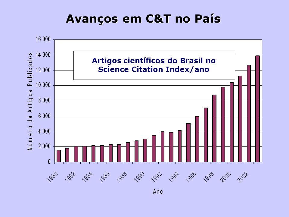 - Programas de Energias do Futuro: Projeto BiodieselBiodiesel - Programa Nuclear: Revisão do Programa Brasileiro; Inauguração da Planta de Enriquecimento de Urânio da Indústria Nuclear do Brasil (INB) em Resende (janeiro/2006) - Programa Espacial: Construção e Lançamento do Satélite CBERS 2B (Previsão: 10/2006); Construção da Plataforma de Lançamento do veículo Lançador de Satélite (VLS) em Alcântara é importante para evitar dependência em possuir sensores metereológicos apurados e ter inclusão digital e social via satélite (Programa GESAC).INBCBERS 2B VLSdependênciaGESAC II.3 - Objetivos Estratégicos Nacionais