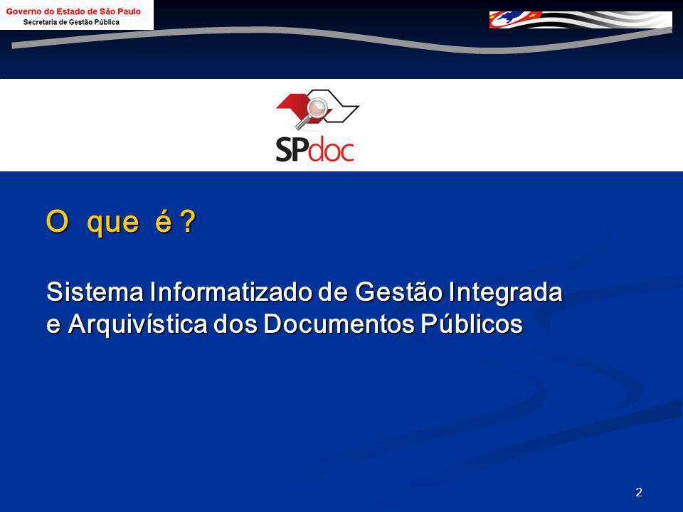 1 Solução de Protocolo Único e Gestão de Documentos do Estado Secretaria de Gestão Pública UTIC – U nidade de T ecnologia da I nformação e C omunicaçã